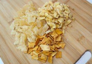 pineapple macadamia nut granola dried fruits